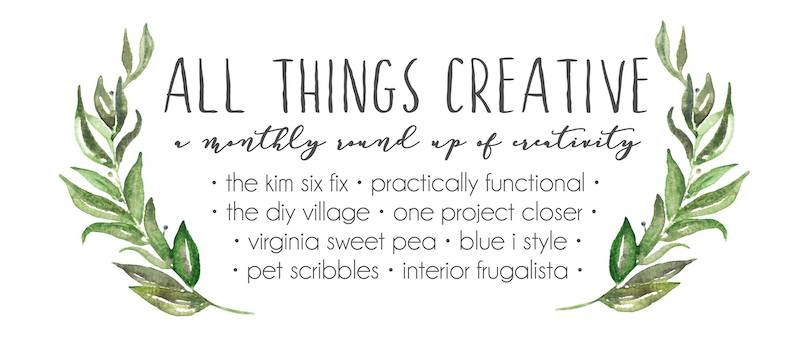 All Things Creative DIY Bloggers