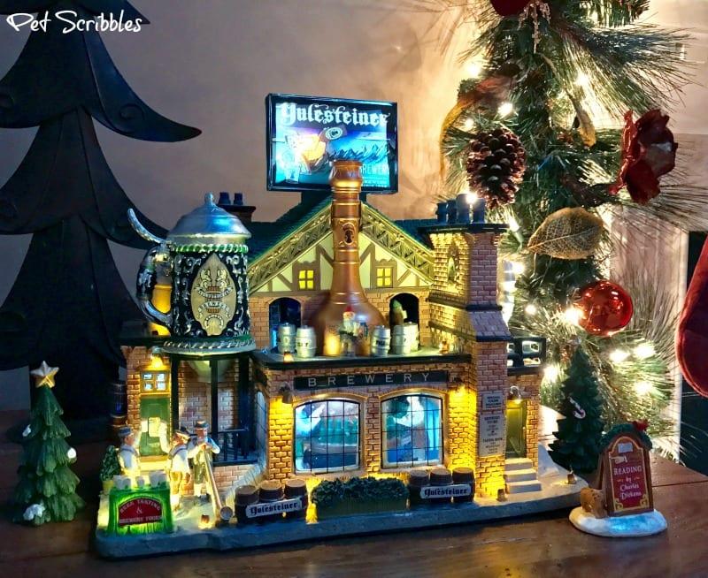 Lemax Yulesteiner for Christmas