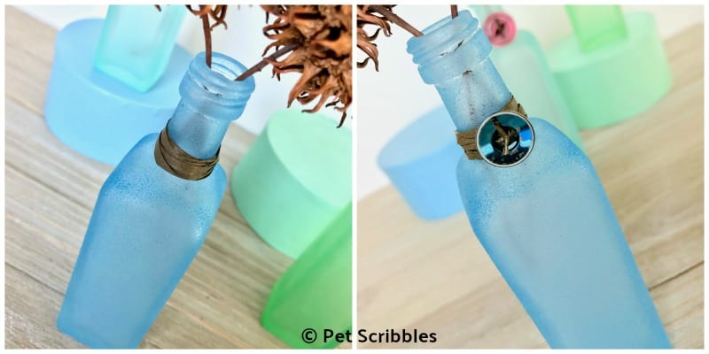 Sea Glass Paint: how to easily create beautiful beach glass