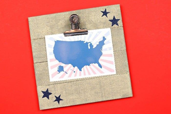 Americana-Clipboard
