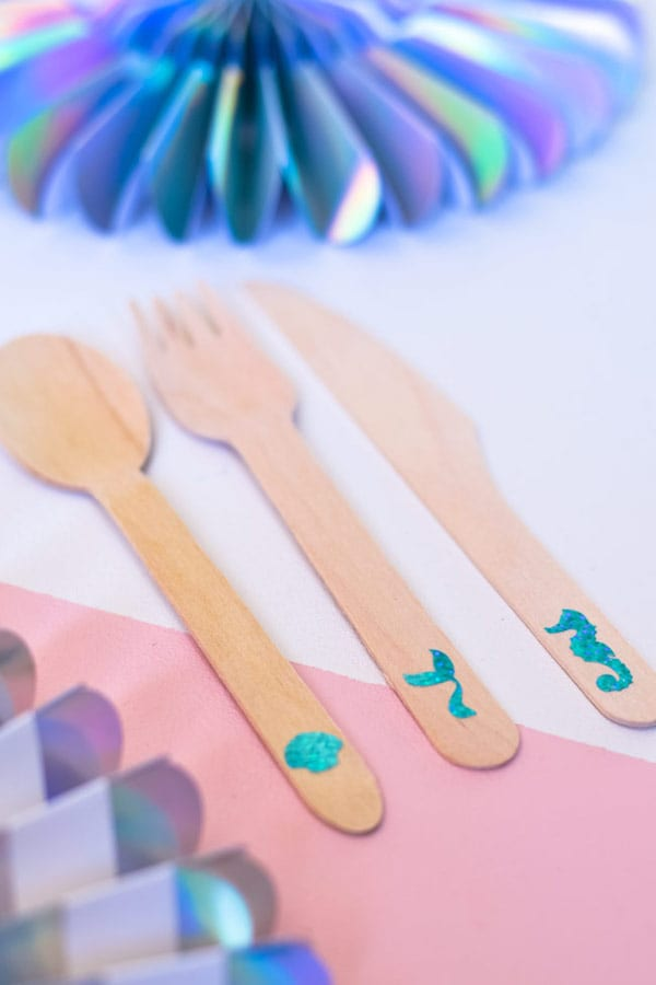 Mermaid-Cutlery