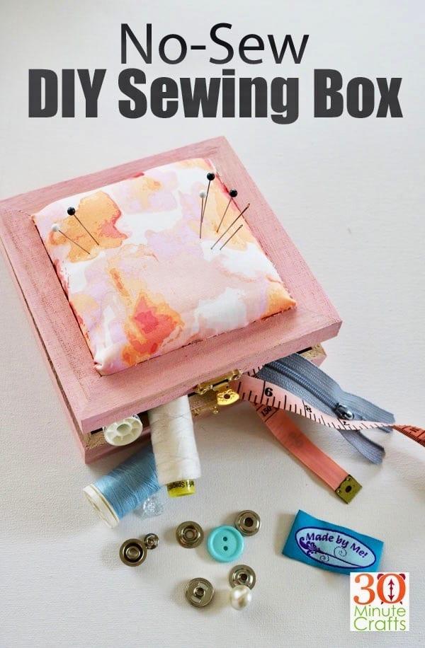 No-Sew-DIY-Sewing-Box