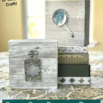 Lovely Rustic Bathroom Decor You Can Easily Make!