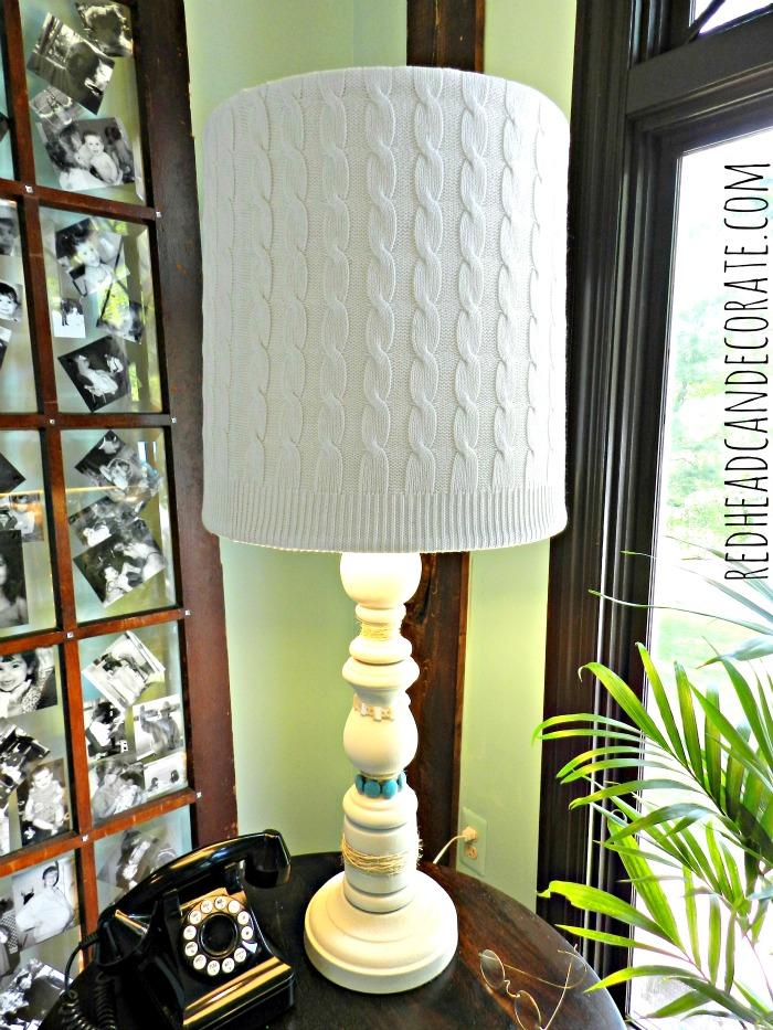 sweater lamp