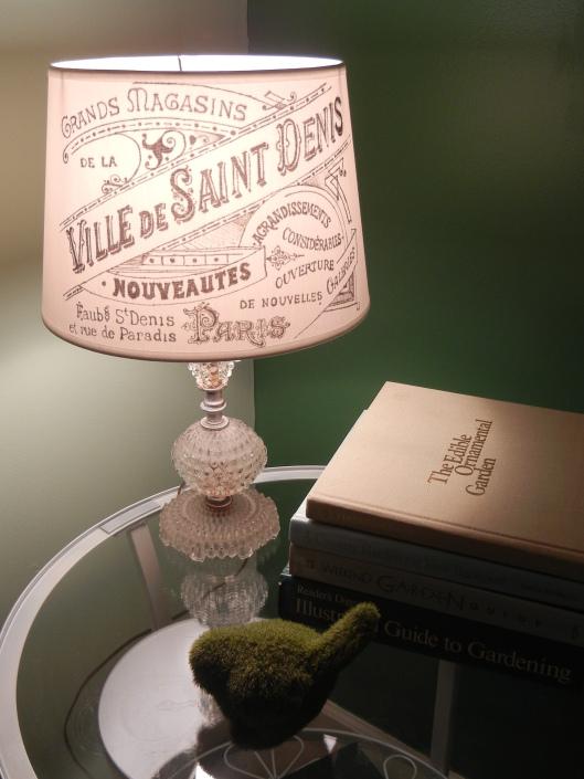 sharpie pen lampshade