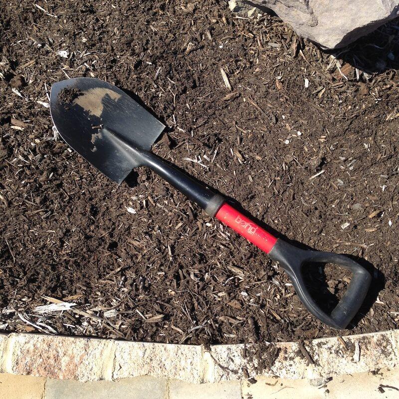 Bondi mini garden shovel