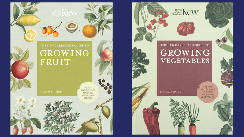Kew Gardener's Guide to Growing Fruits and Vegetables books