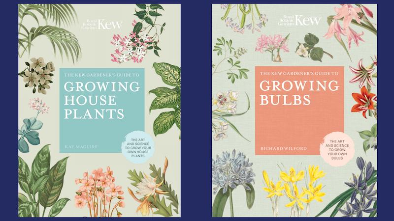 Kew Gardener's Guide to Growing Houseplants and Bulbs books
